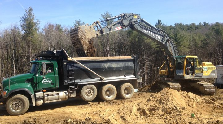 Geeleher Enterprises, Inc. - Sitework, Excavation and Heavy Construction - Southampton MA, Western MA and New England